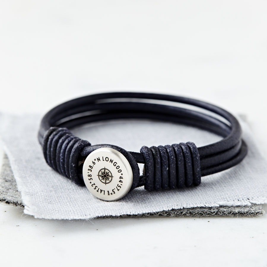 modern bazaar leather handcrafted bracelet img jewelry custom tagged by the coordinate collections
