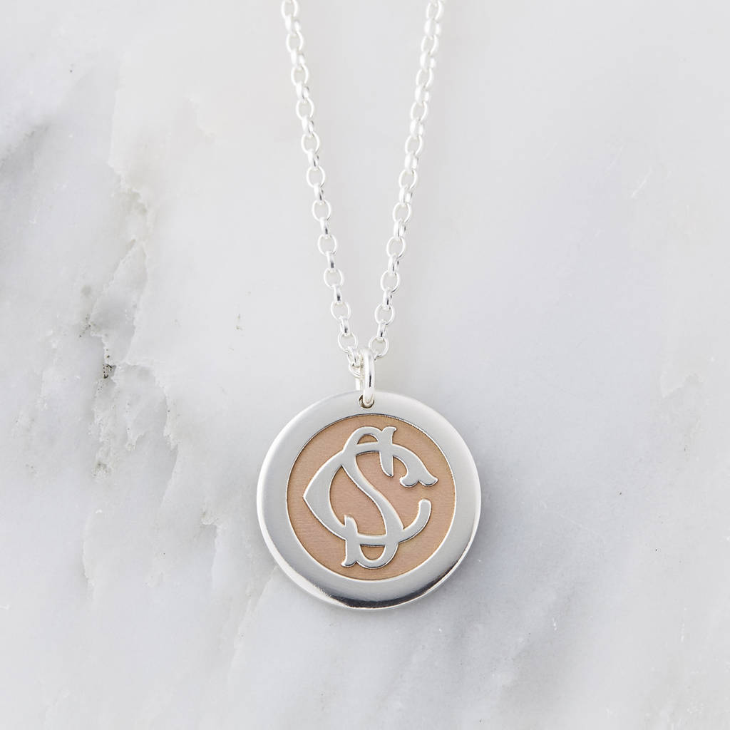 original_silver-and-rose-gold-entwined-monogram-necklace